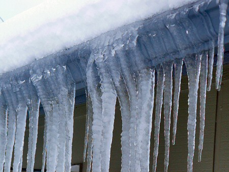 roof_ice thawing heated blankets